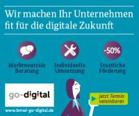 go-digital Zertifizierung