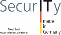 Logo IT-Security made in Germany