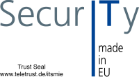 Logo IT-Security made in EU