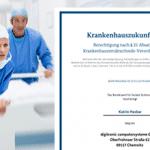 Bild Krankenhauszukunftsgesetz zertifizierter Partner